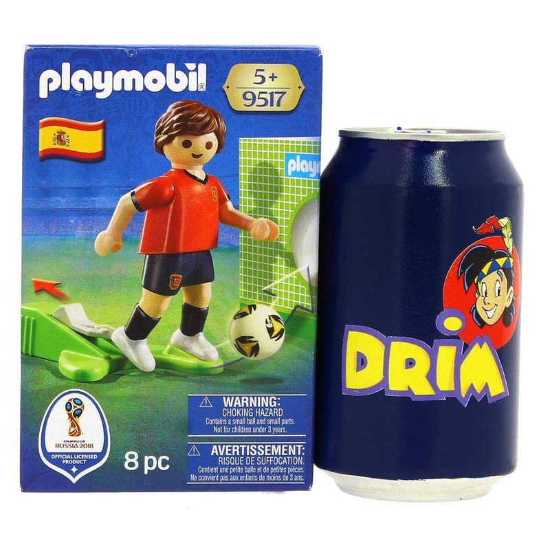 Playmobil-Jugador-Futbol-Seleccion-Española_2