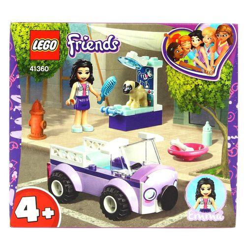 Lego Friends Clínica Veterinaria Móvil de Emma