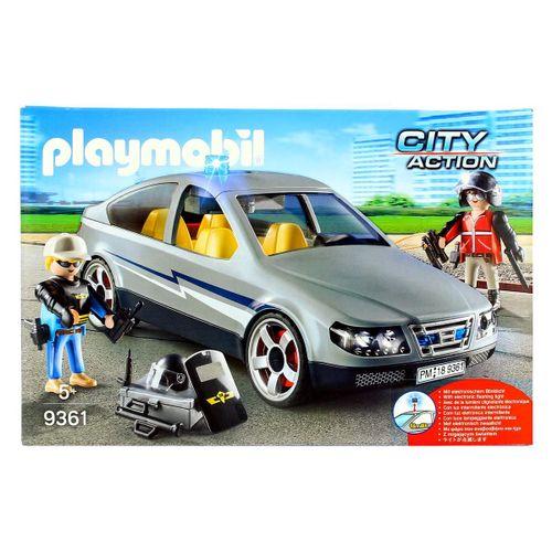 Playmobil City Action Coche Fuerzas Especiales