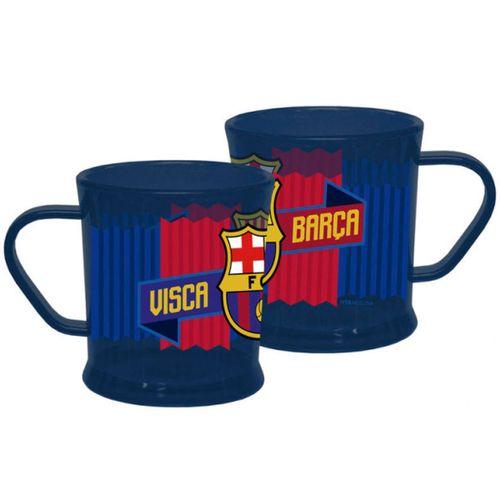 F.C. Barcelona Taza Translúcida