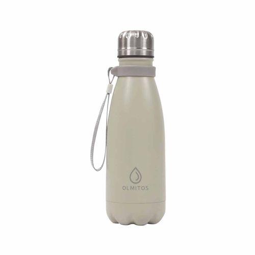 Botella Térmica Inoxidable 350 Ml Grey
