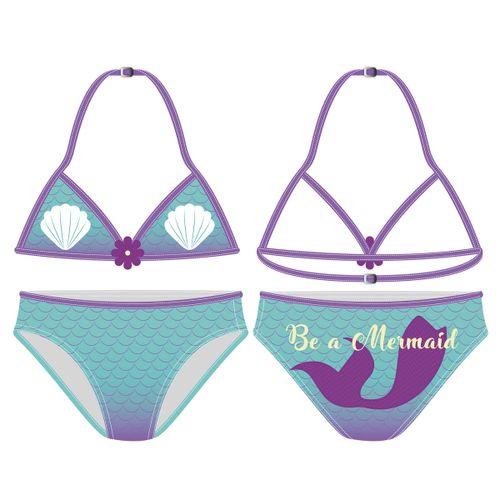 Bikini Triángulo Sirena