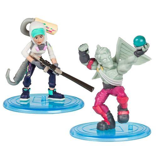 Pack Duo Fortnite Love Ranger y Teknique