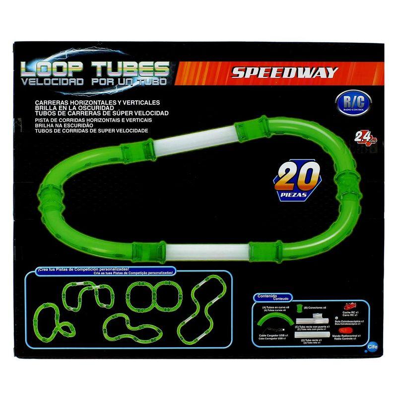 Loop-Tubes-Velocidad-por-un-Tubo-Pista-Speedway_1