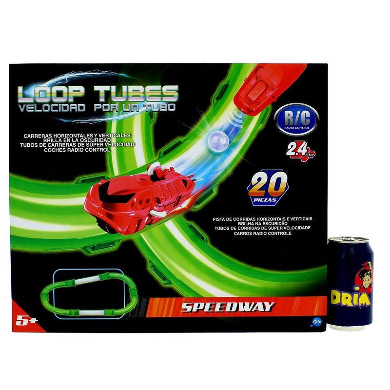 Loop-Tubes-Velocidad-por-un-Tubo-Pista-Speedway_2
