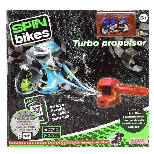 Spin Bikes Turbo Propulsor