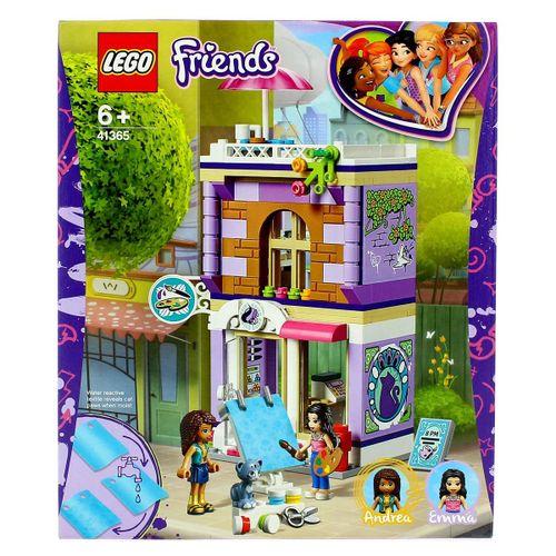 Lego Friends Estudio Artístico de Emma