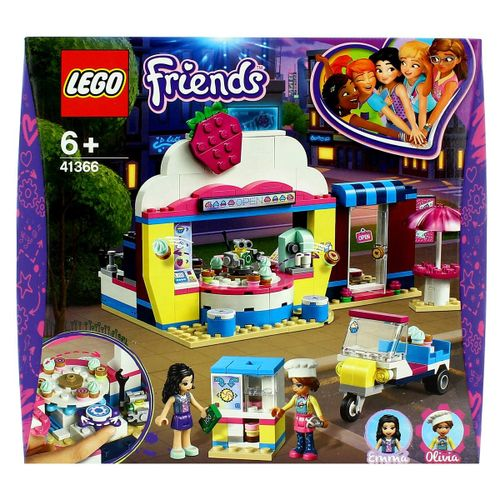 Lego Friends Cafetería Cupcake de Olivia
