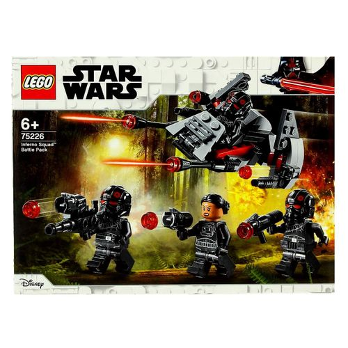 Lego Star Wars Pack de Combate: Escuadrón Infernal