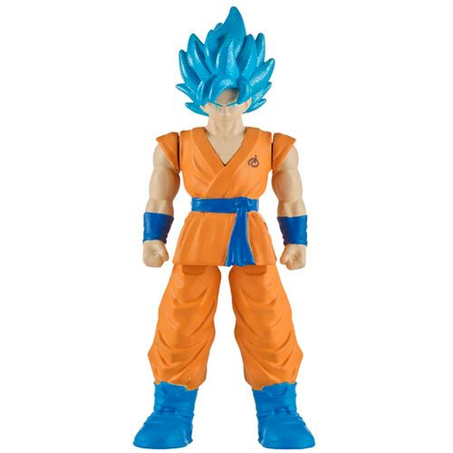Dragon Ball Figura de Combate SS Goku Blue