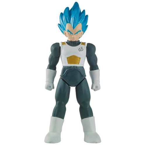 Dragon Ball Figura de Combate SS Vegeta Blue