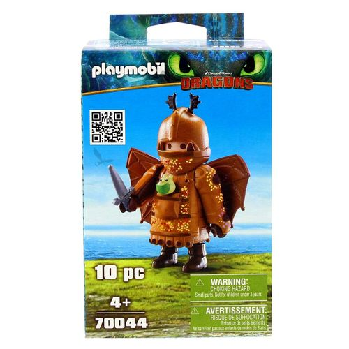 Playmobil Dragons 3 Patapez con Traje Volador