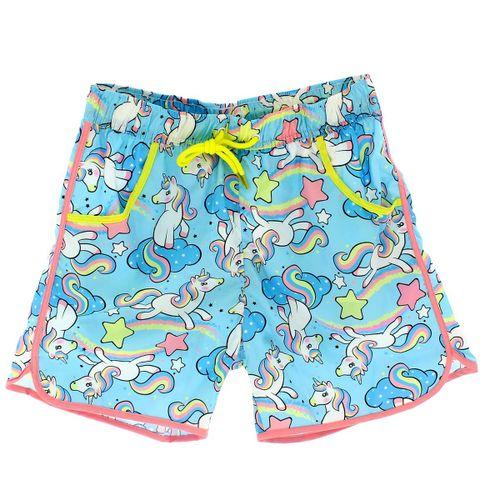 Shorts para Playa Unicornio