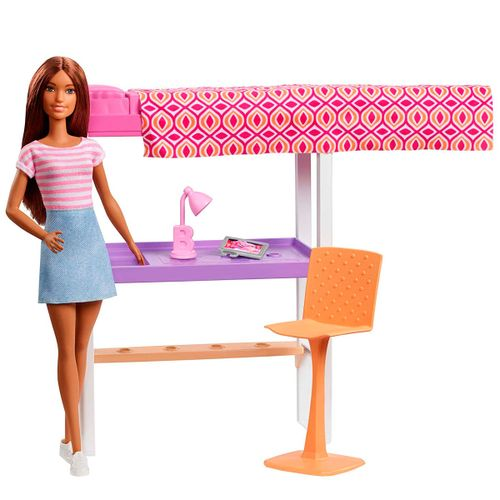 Barbie Set de Muebles Oficina