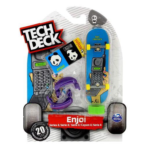 Tech Deck Mini Monopatín Enjoi Phone