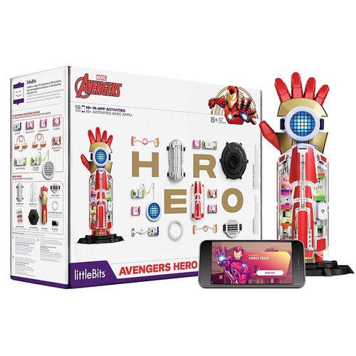 Littlebits Vengadores Kit Inventor De Heroes
