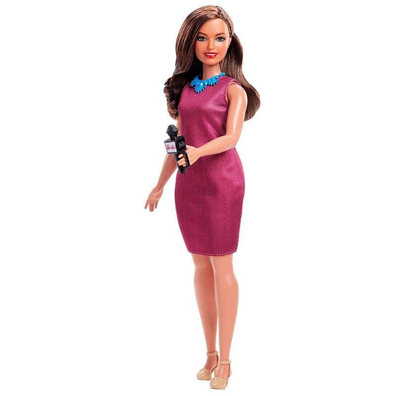 Barbie-Quiero-Ser-60-Aniversario-Presentadora-TV