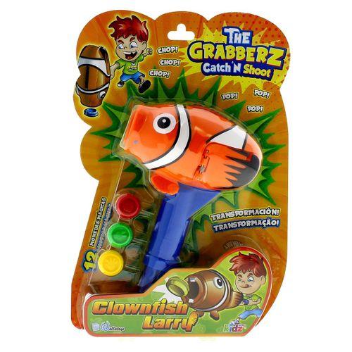 Juego Grabber Lanzador Clownfish Larry.