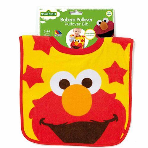 Babero de Cuello Plastificado Elmo