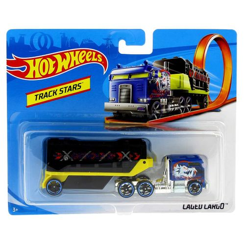 Hot Wheels Camión Caged Cargo