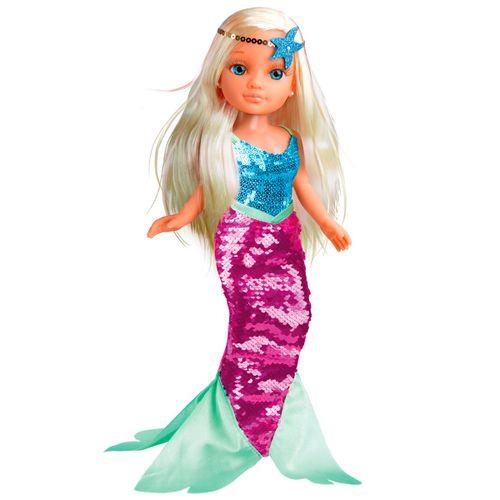 Nancy Un Día de Sirena