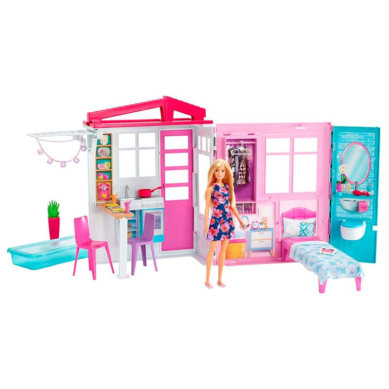 Barbie-Casa