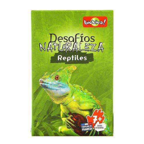 Desafios de la Naturaleza Reptiles
