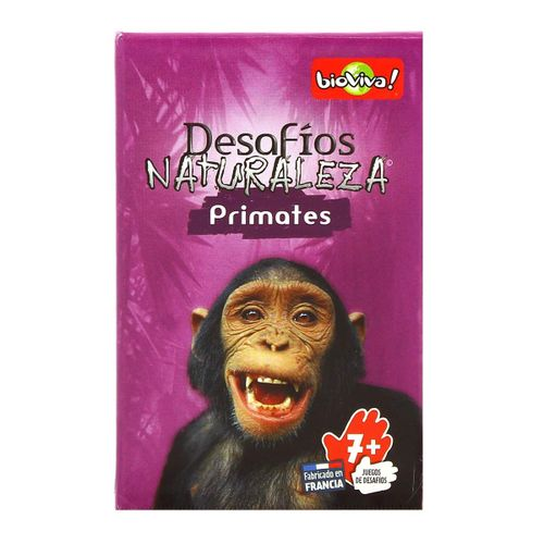 Desafios Naturaleza Primates