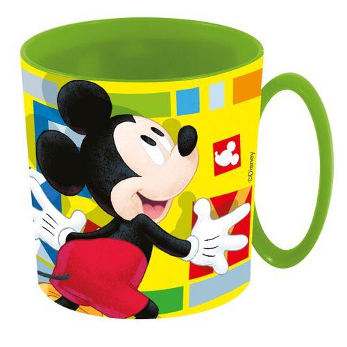 Taza con Asas Microondas 350 Ml Mickey Mouse