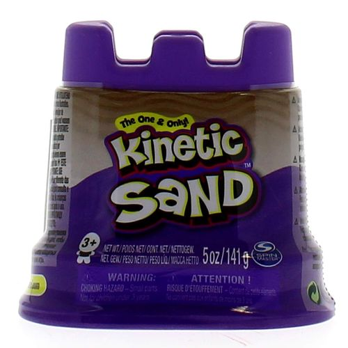 Kinetic Sand Contenedor Lila 140 gr