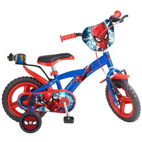"Spiderman Bicicleta Infantil 12"""