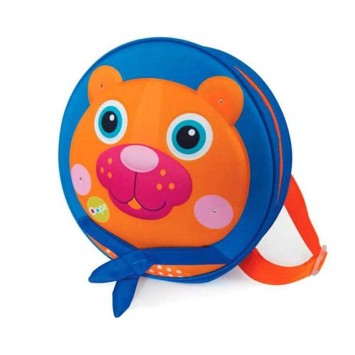 Mochila backpack con luz Oso