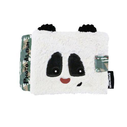 Álbum de fotos oso panda