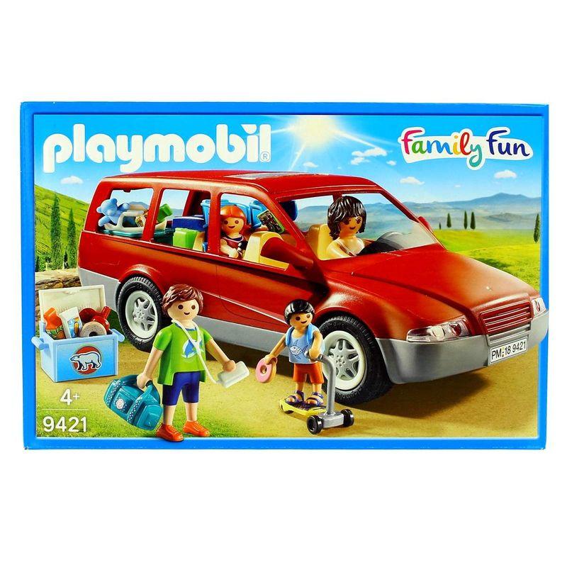 Playmobil-Family-Fun-Coche-Familiar