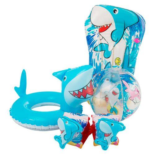 Super Set de Natación Tiburón
