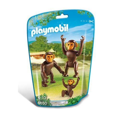 Playmobil Chimpances
