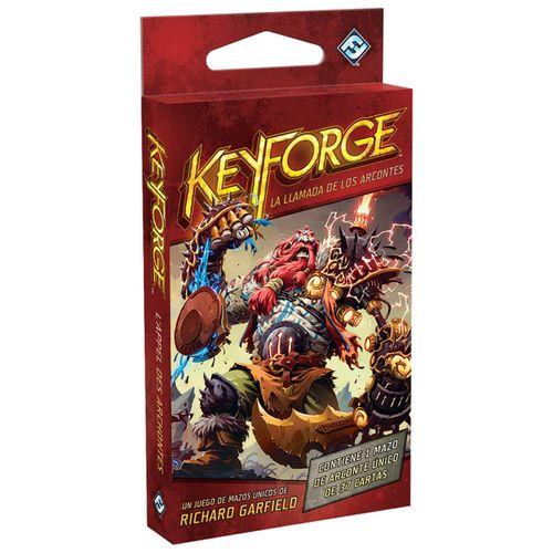 Keyforge: La llamada de Arcontes