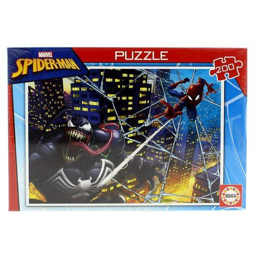 Spiderman Puzzle 200 Piezas