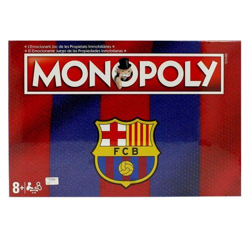 F.C. Barcelona Monopoly