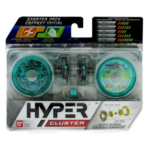 Hyper Cluster Starter Pack Surtido