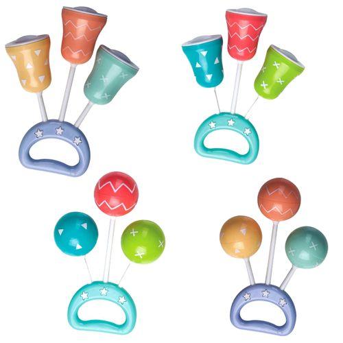 Sonajero bolas y campanas