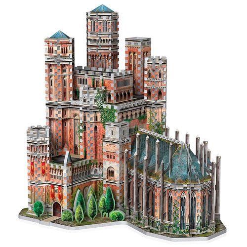 Juego deTronos Puzzle 3D la Fortaleza Roja