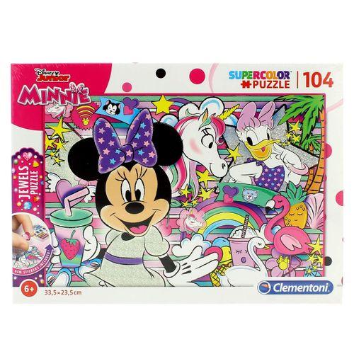 Minnie Mouse Joyas Happy 104 Piezas