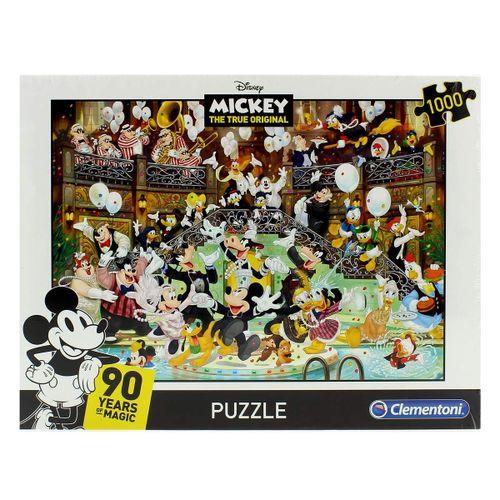 Mickey Mouse Puzzle 90 Aniversario 1000 Piezas