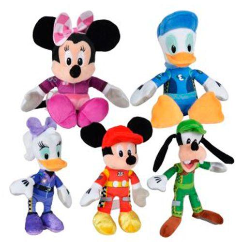 Mickey y los Super Pilotos Peluche Surtido