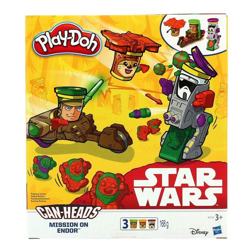 Play-Doh-Star-Wars-Vehiculos-Surtido