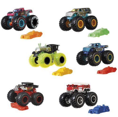 Hot Wheels Monster Truck 1:64 Surtido