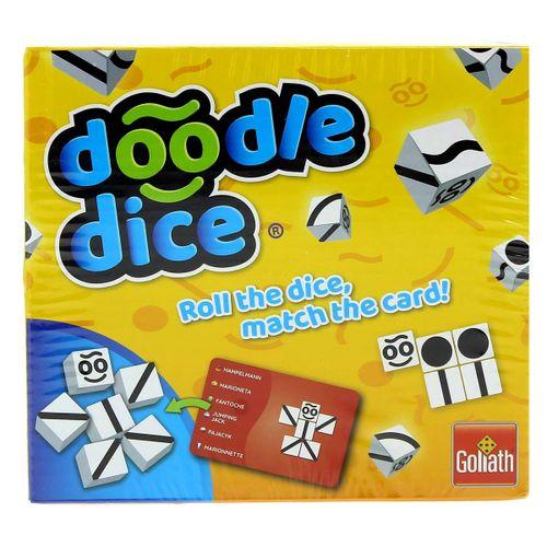 Juego Doodle Dice