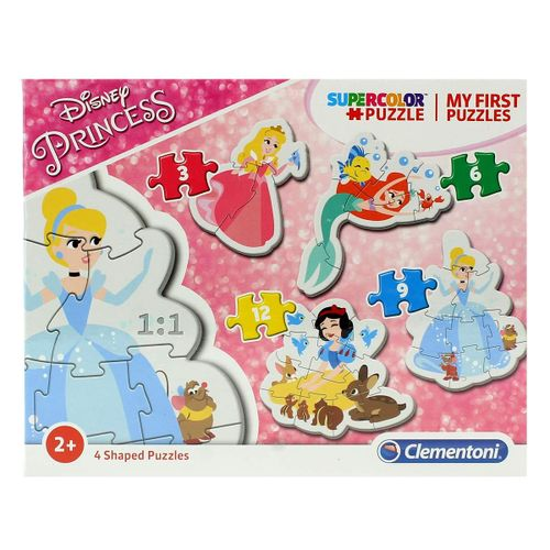Princesas Disney Puzzle Progresivo