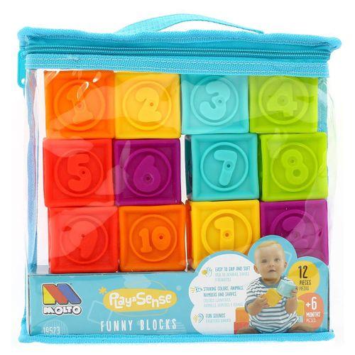 Bolsa 12 Cubos Sensoriales